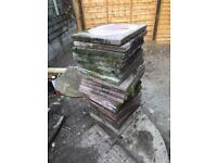 FREE 24 Patio Slabs