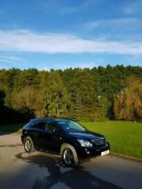 Black Lexus rx400h