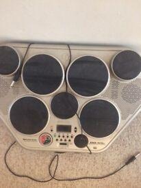 Yamaha dd-55c midi drum machine