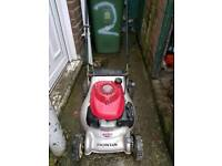 Honda izys push mower