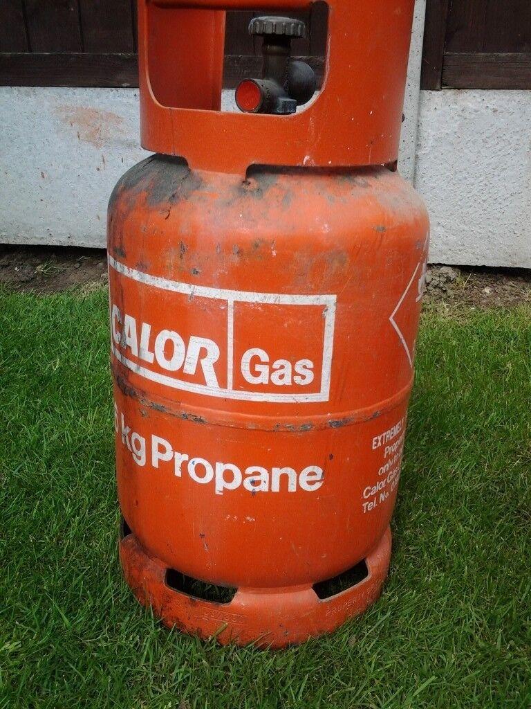 Empty calor gas bottle 6kg   in Doncaster, South Yorkshire ...