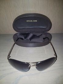 Michael kors avaiator sunglasses authentic