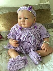 Good quality reborn baby doll