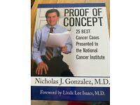Proof of Concept by Nicholas J. Gonzalez - Good As new