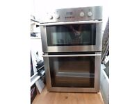 Diplomat ADP 4610 build in electric double oven. Fan assist. Fan NOT working. Spares/repair
