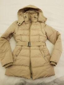 Women winter coat size S/36