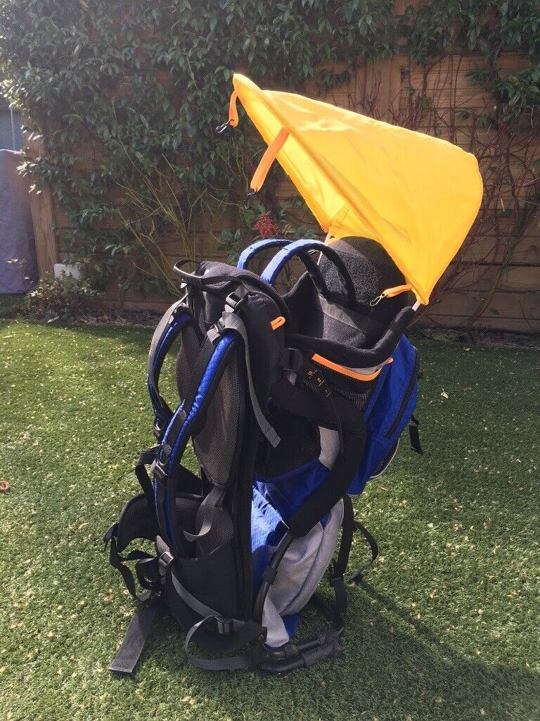 B Square Kids Child Carrying Backpack Baby Carrier Rucksack Walking Hiking 40 In Clapham London Gumtree