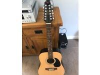 Stagg 12 string Guitar
