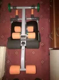 Total core + push up bars