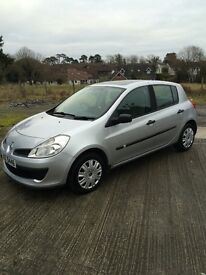 CHEAP CLIO 5 DOOR.