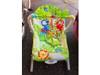 Fisher Price Baby Rocker Seat