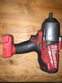Milwaukee m18 chiwf12 body only