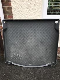 Jaguar boot tray for x type estate