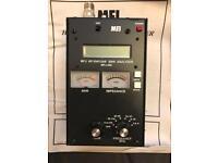 MFJ 269C HF/VHF/UHF SWR ANALYSER *SOLD*