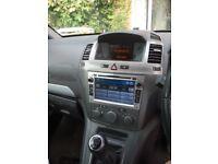 Vauxhall zafira 1.8 needing tlc