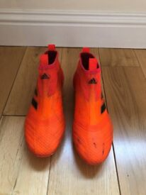 Adidas Ace 17+ Purecontrol Size 5.5 Football Boots