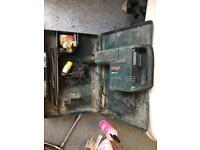 Bosch (gsh11e) hammer breaker 110v very Heavy duty ...