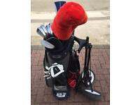 Ladies Golf Club Set.