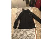 North face black size S Coat RRP £250