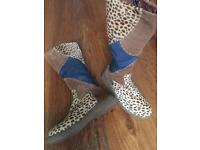 D&G Boots (as new) size 5