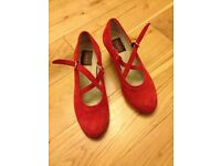 Flamenco Shoes - genuine made in Spain Size 36 (3)