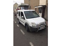 2007 Ford conect van