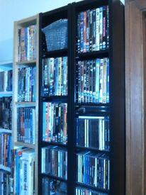 IKEA beech DVD/CD tower