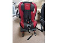 axkid rekid rear facing car seat
