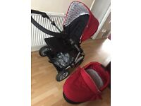 MAMAS AND PAPAS TRAVEL SYSTEM FOR CHEAP!