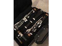Yamaha YCL450 Bb Clarinet