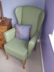 Armchair - high back