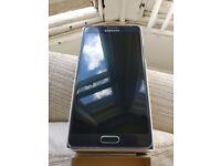Unlocked Galaxy Note 4 32GB Black