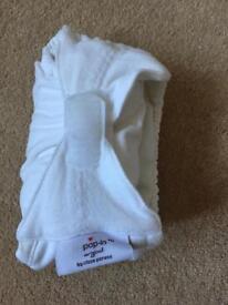 5 x Flexitot cloth reusable nappies