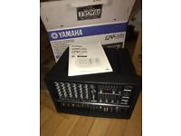 Yamaha EMX68s amplifier/mixer