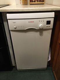 Bosch slimeline dishwasher