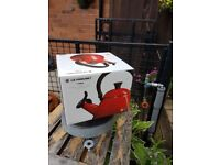 Le Creuset kettle New in original box, great wedding gift
