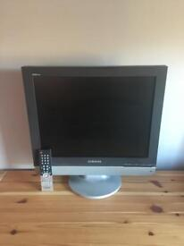 """Samsung LW20M21CP 20"""" LCD Television +PC input"""