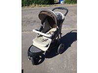 Urban Detour pushchair/stroller, used condition