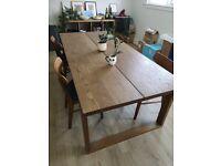 Dining Room Table (MÖRBYLÅNGA - IKEA)