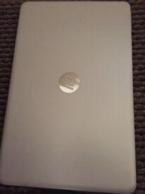 Hp White Laptop RRP £450