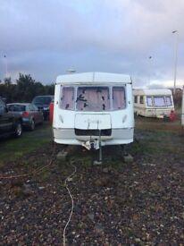 elddis 4 berth caravan