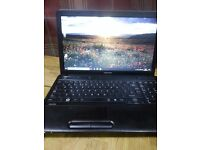 Toshiba C650 laptop in good condition and fully working (Dunfermline).