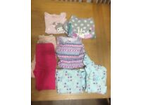 5-6 girls clothes small bundle