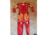 Kids iron man costume 5-7 years