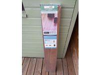 25m2 dark laminate wood flooring, great condition