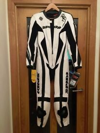 SPIDI Lizard Pro (Leather Pro Perf. Suit) Size 44 Motorbike ladies Clothing