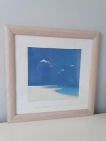 2 x Beach Prints