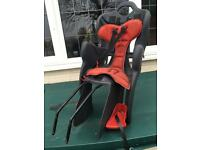 Toddler bike seat for under 2 years