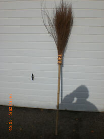 Witches or Harry Potter Besom Broom