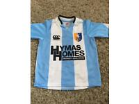Mansfield town stags football shirt